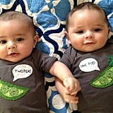 Two Peas, One Pod