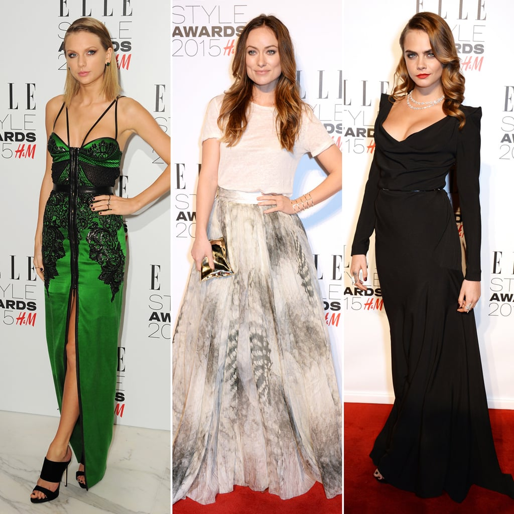 What Would the Elle Style Awards Be Without Some Killer Outfits?