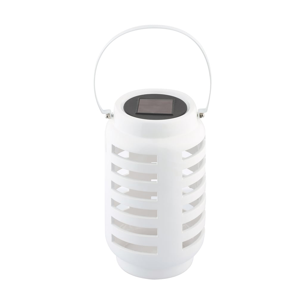 More cordless (solar) lighting options. Solar Ceramic Lantern ($12)