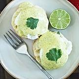 Jalapeño-Cheddar Eggs Benedict