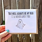 You Will Always Be My Boo ($5)