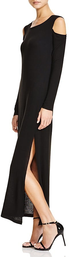 Bailey 44 Deneuve Cold-Shoulder Maxi Dress ($218)
