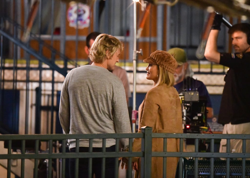 Behind-the-Scenes Pictures From the Marry Me Movie Set
