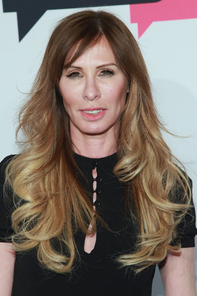 "Author and journalist Carole Radziwill has spoken about dating George on The Real Housewives of New York. She tweeted ""I don't kiss and tell but if I did tell I'd say Clooney was a very good kisser . . . But I""m not saying......just saying"" after his name was mentioned in a 2012 episode."