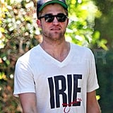 Robert Pattinson in LA.
