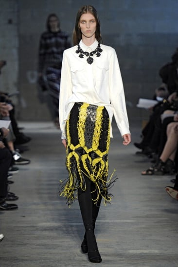 2011 Fall New York Fashion Week: Proenza Schouler 2011-02-17 10:25:16