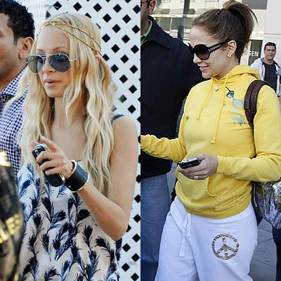 Celebs and Their BlackBerry Bolds