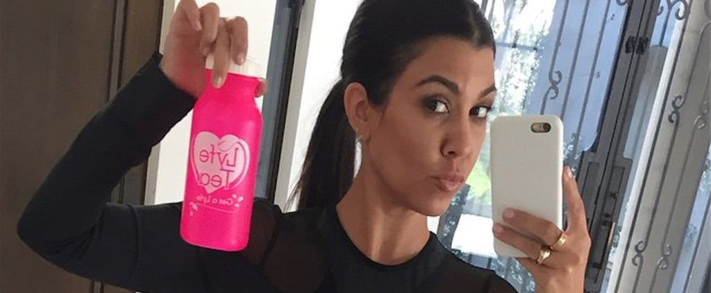 I Tried the Kardashians' Favorite Detox Tea, and This Is What Happened