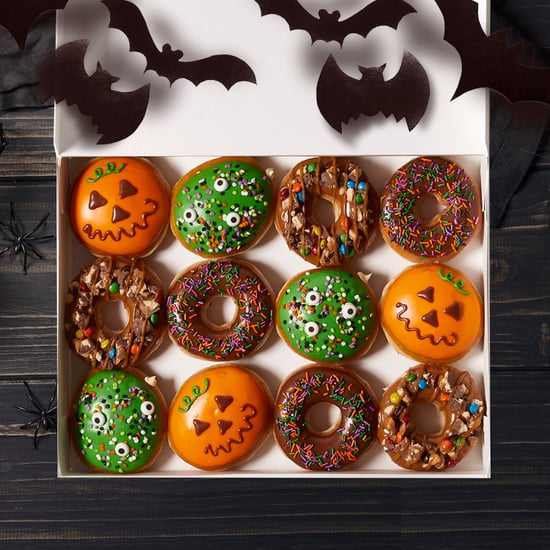 Krispy Kreme Halloween Doughnut Flavors 2018