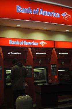 Bank of America on Top of the Banking World