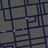 How to Play Pac-Man on Google Maps