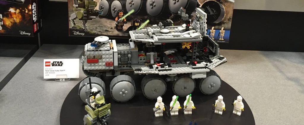 New Lego Sets For 2016