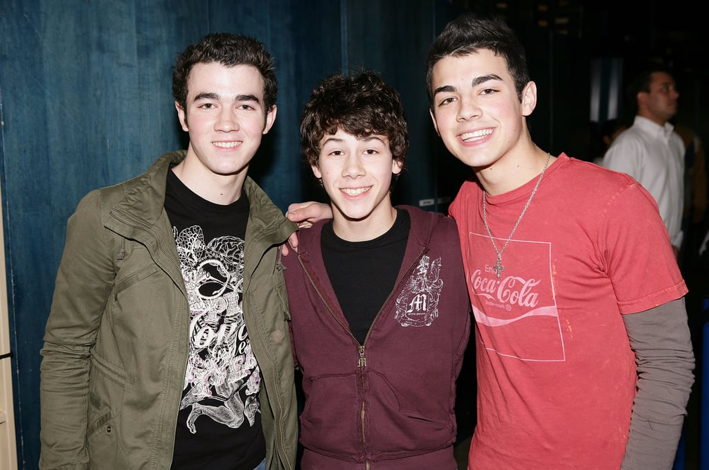 All Three Brothers Started Performing at a Young Age