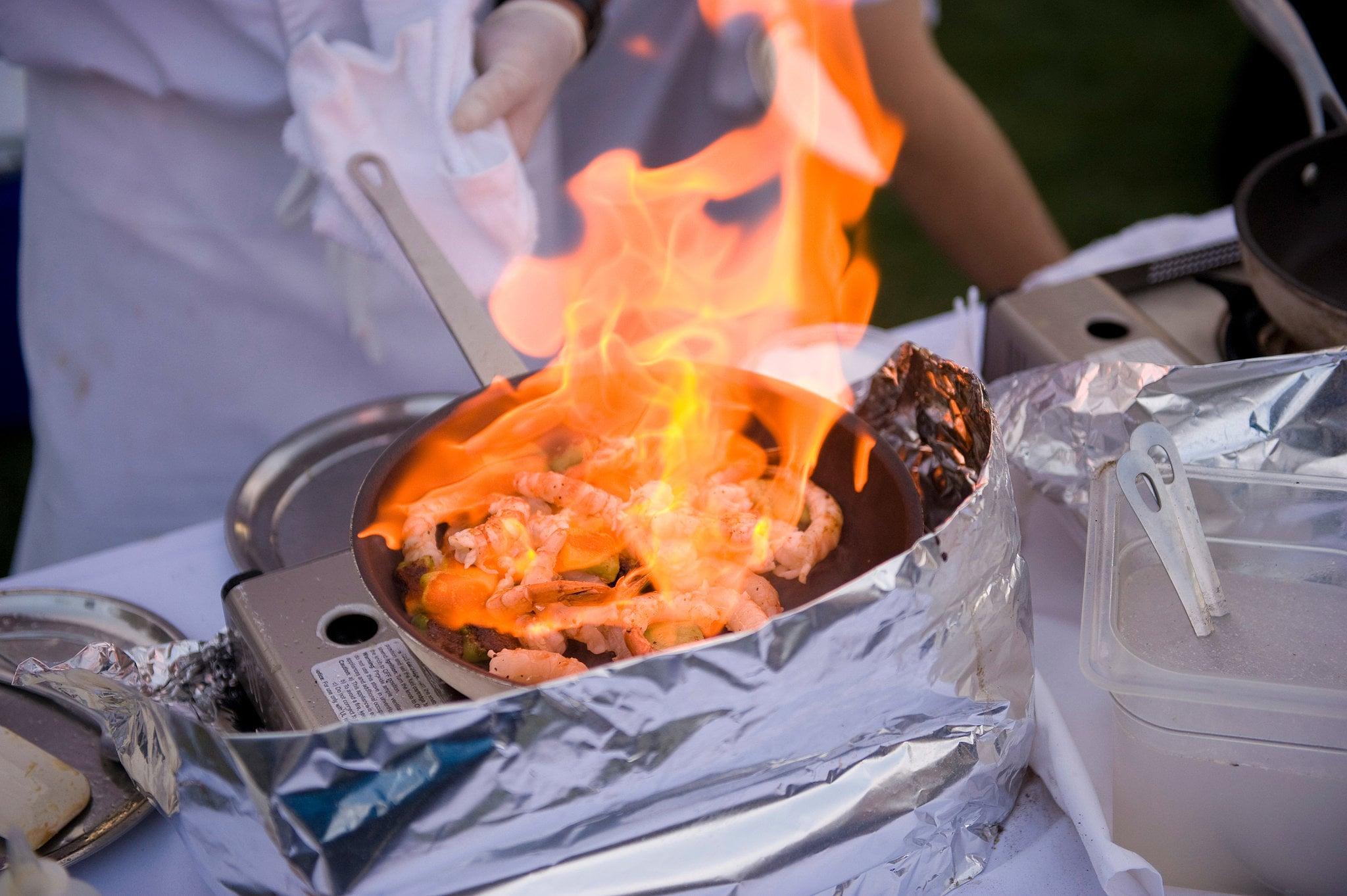 Try Shrimp Boil For Your Rehearsal Dinner