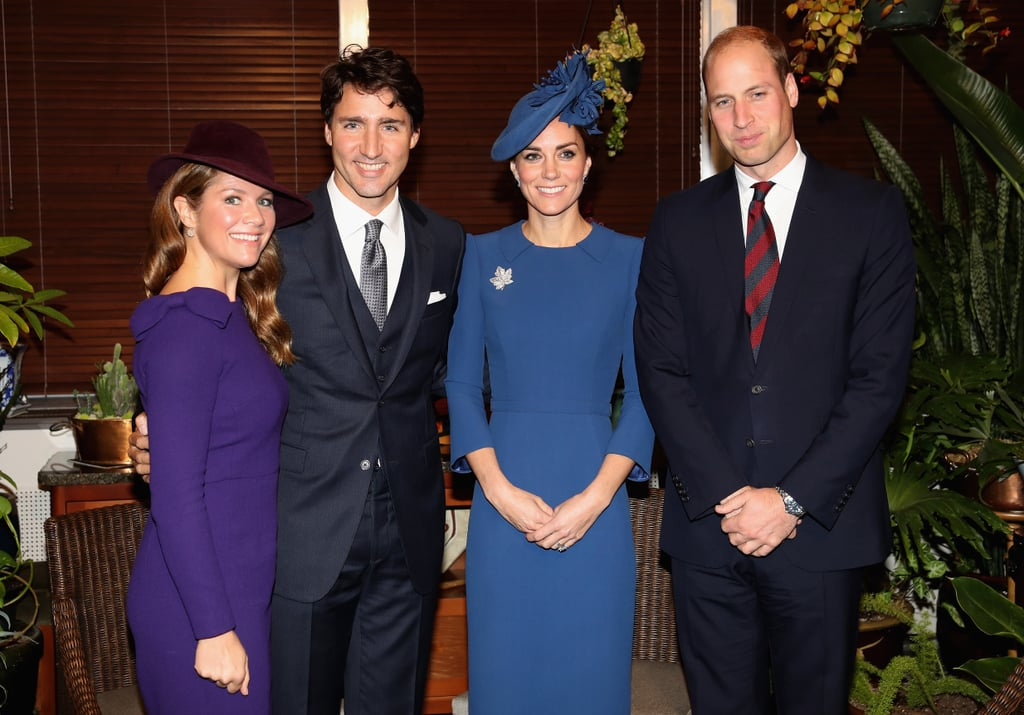 Proving just how versatile her dress is, Kate wore the same look to a meeting with the Canadian Prime Minister, Justin Trudeau, and his wife, Sophie Grégoire.