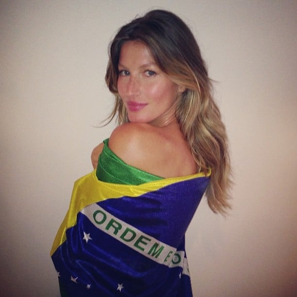 Gisele and More Celebrities Share Their Gorgeous Instagram Snaps