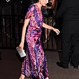 Huma Abedin at the Met Gala Afterparty