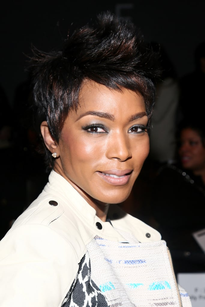 Angela Bassett, New York