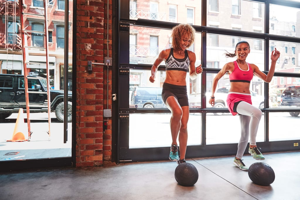 Leg Day and Glute Workouts That Raise Heart Rate