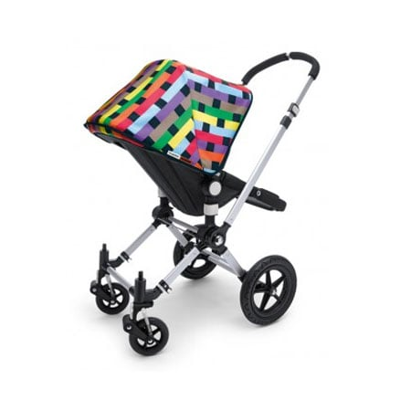Bugaboo Cameleon Stroller & MISSONI Accessory Package