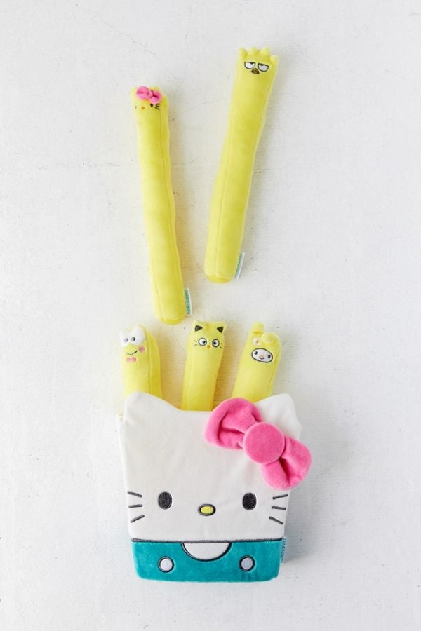 Hello Kitty Stuffed Fries