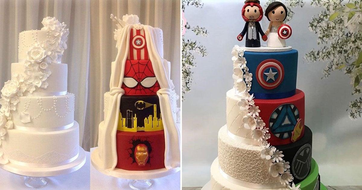 Wedding Cake POPSUGAR Food