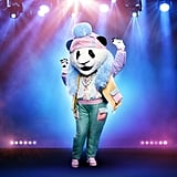 Who is the Panda on The Masked Singer?