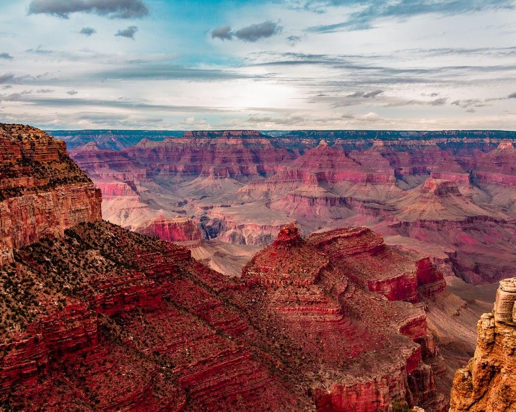 Little Rock, AR, to the Grand Canyon National Park, AZ ...