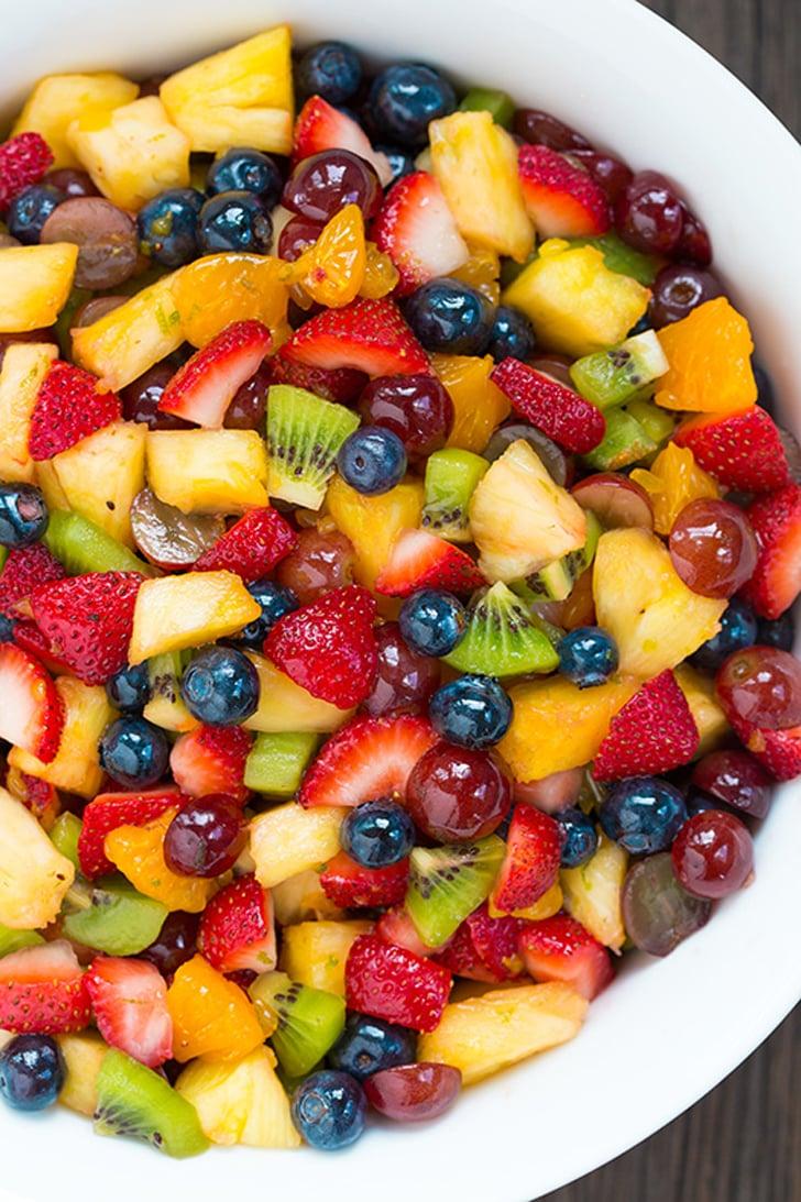 Fruit Salad Recipes Popsugar Food