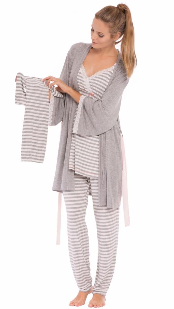 Olian Maternity Anne Pajama Set