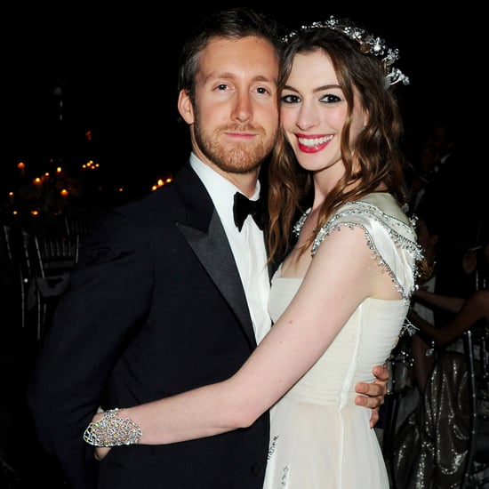 Anne Hathaway and Adam Shulman Cute Pictures