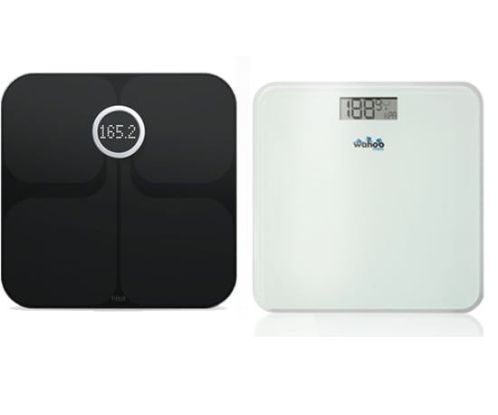 FitBit Aria or Wahoo Wireless Scales