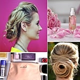 Getting married can bring forth a lot of stress. Even though POPSUGAR Beauty can't fix the frenzy that is wedding planning, they can make deciding on your makeup look and hairstyle a bit easier. Whether you need an updo idea, want clear skin for your big day, or are considering coloring your hair before you walk down the aisle, they've got you covered.