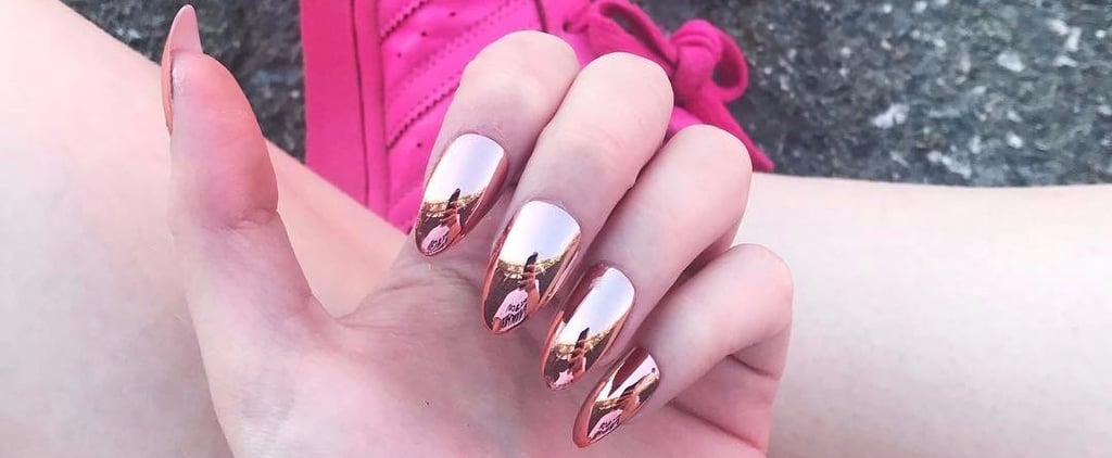 11 Gorgeous Copper Manicures That Are Worth Every Penny