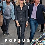 Gwen Stefani Walking in Paris | Pictures