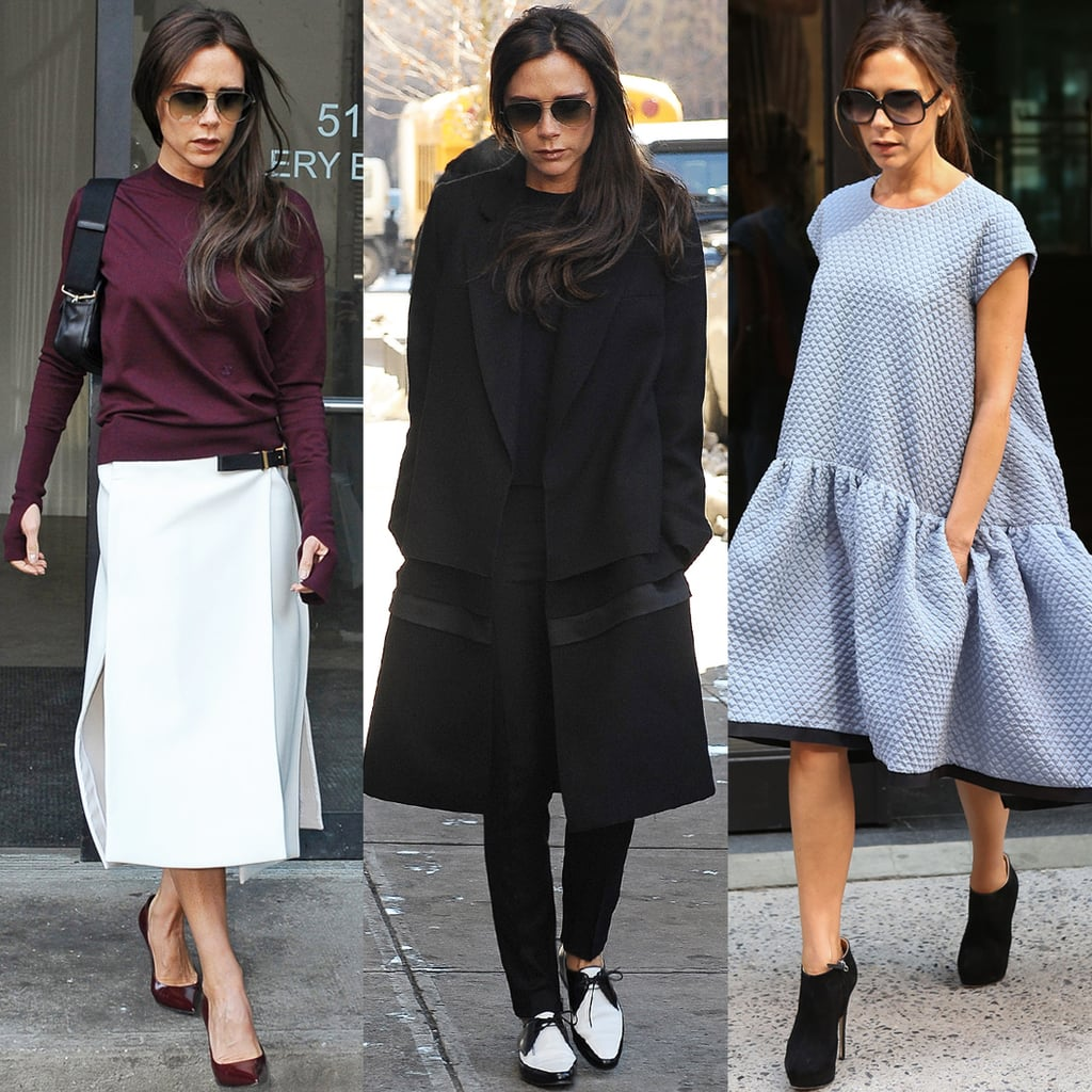 How Victoria Beckham Went From Spice Girl to Style Icon
