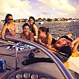 Boat With Your Baes