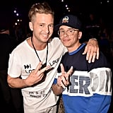 Ryan Tedder and Logic