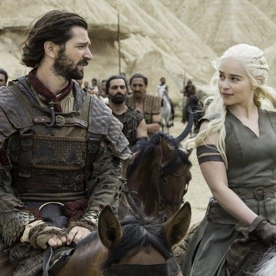 Emilia Clarke Quotes About Game of Thrones Sex Scene 2017