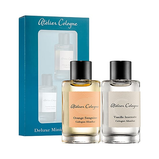 The Atelier Cologne Deluxe Miniature Duo ($18) is just right for that friend who loves fragrance. It includes a sampling of a fruity, orange-tinged scent and a warmer vanilla perfume.