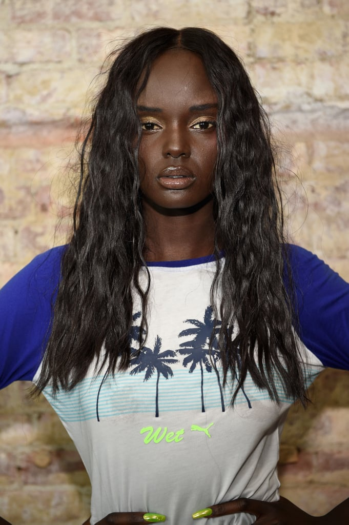 Duckie Thot Covers Paper Magazine in Natural Hair