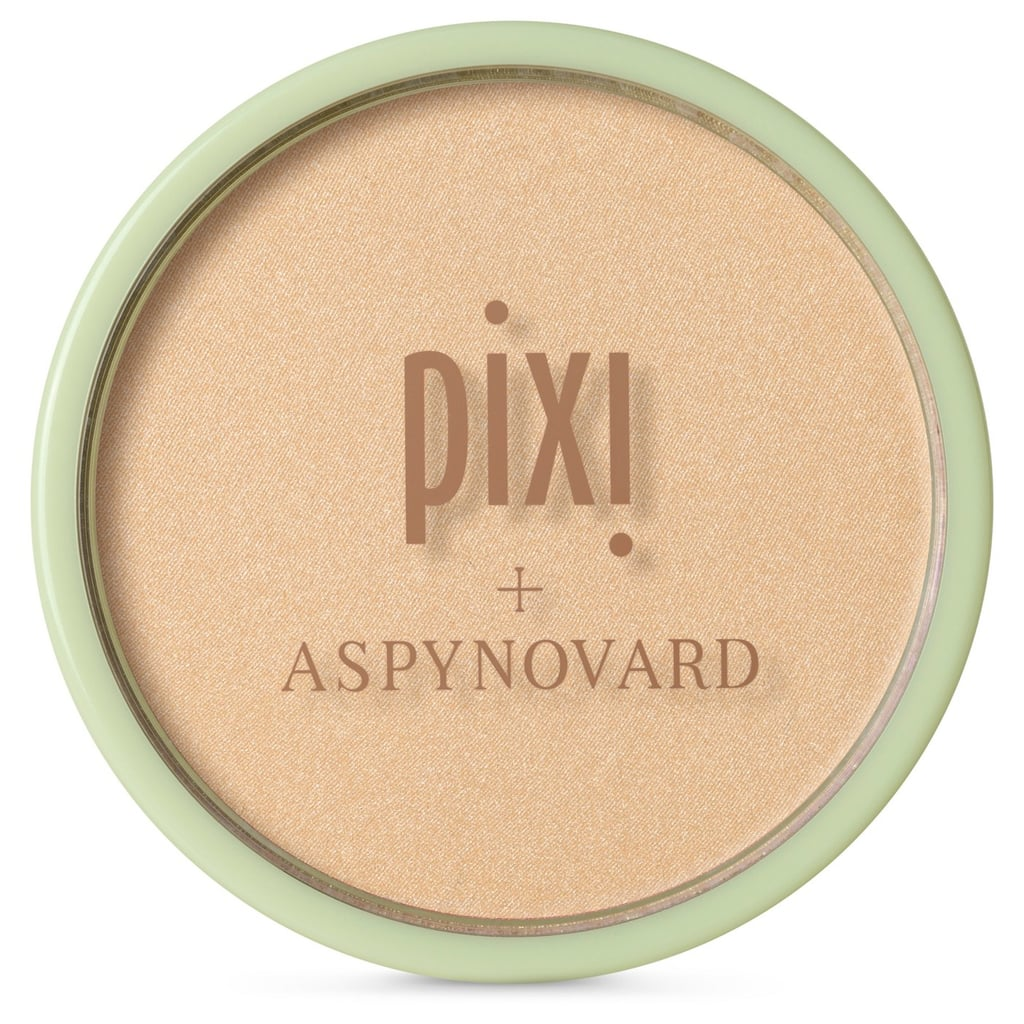 The Pixi by Petra x Aspn Ovard Glow-y Powder ($16) makes you look like a human disco ball (in the best way). While one swipe with your trusty fan brush will create a subtle sheen, you can layer it for an intense shimmer that's truly showstopping.