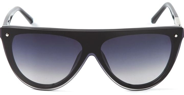d3babee22 3.1 Phillip Lim by Linda Farrow Gallery Flat Top Sunglasses ($231 ...
