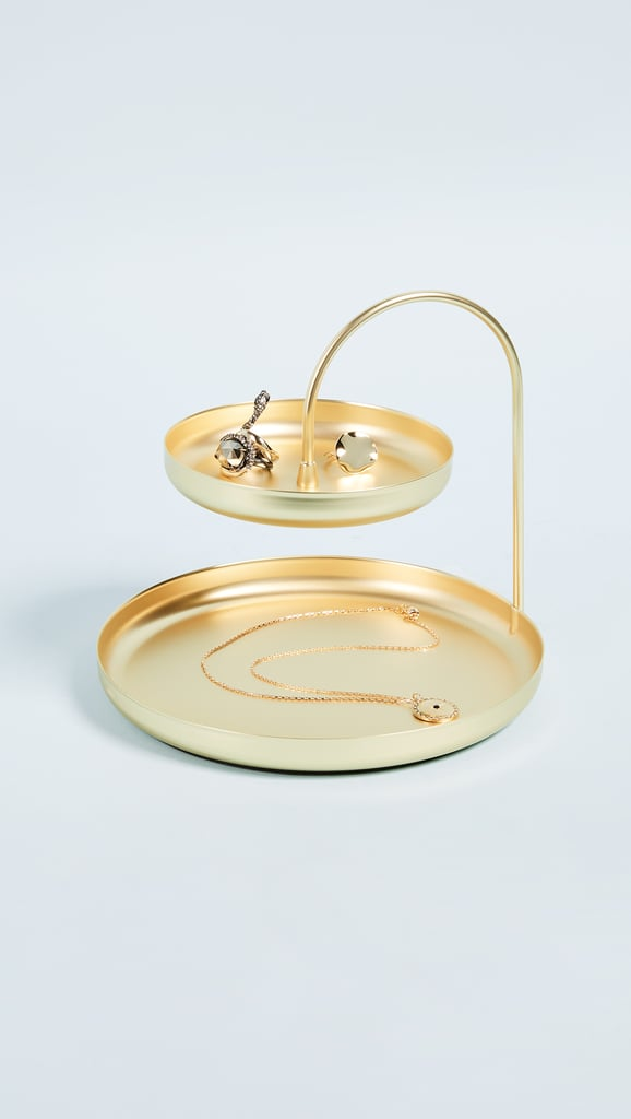 Gift Boutique Pose Two Tiered Jewelry Tray