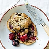 Grain-Free Summer Berry Scones