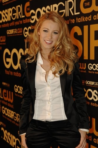 "Interview: Blake Lively of ""Gossip Girl"""