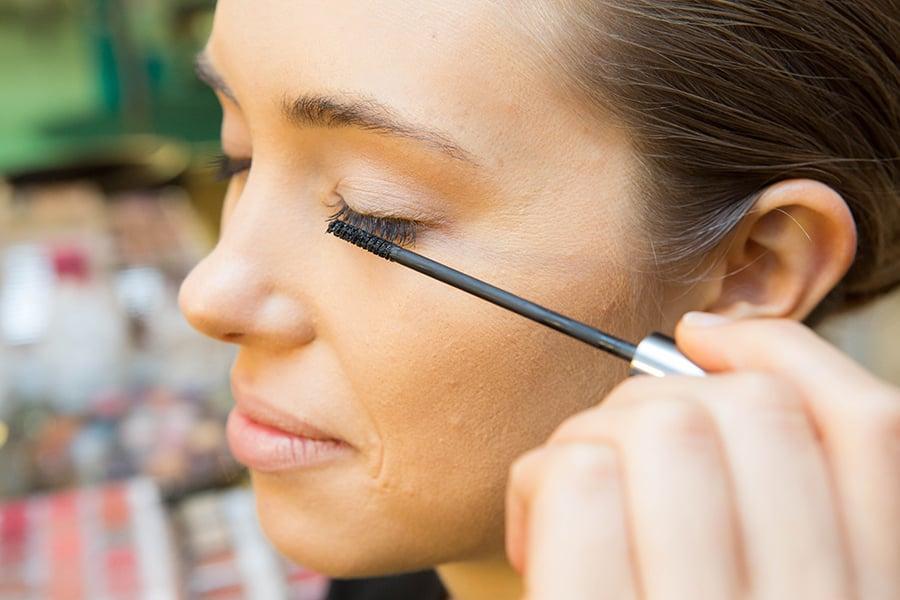 Step 2: Subtle Eye Makeup
