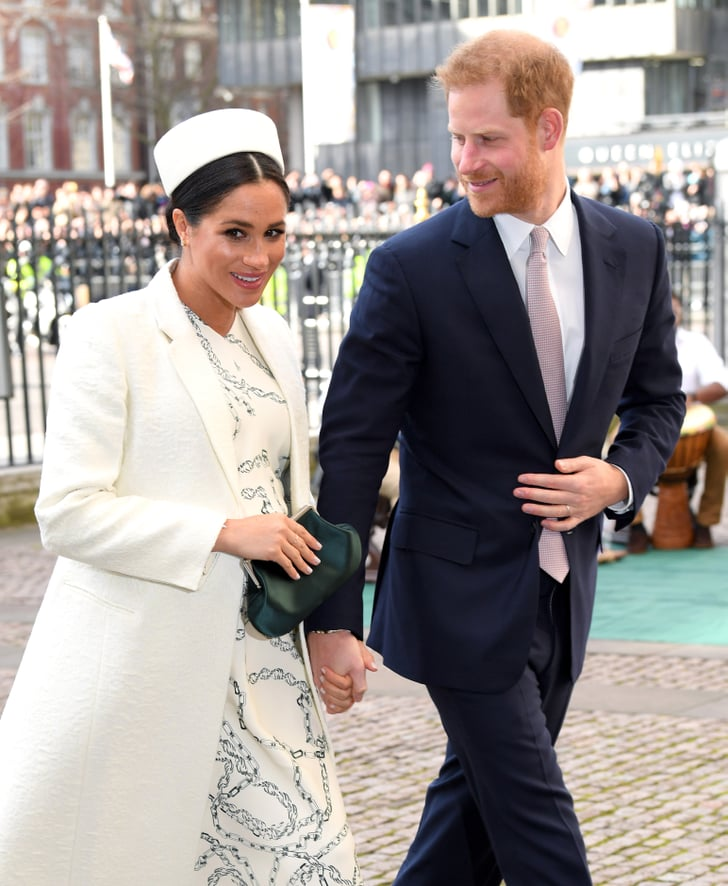 Meghan Markle Crying At Commonwealth Day Service March