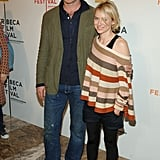 Liev Schreiber and Naomi Watts arrived together for Tropfest in April 2006.