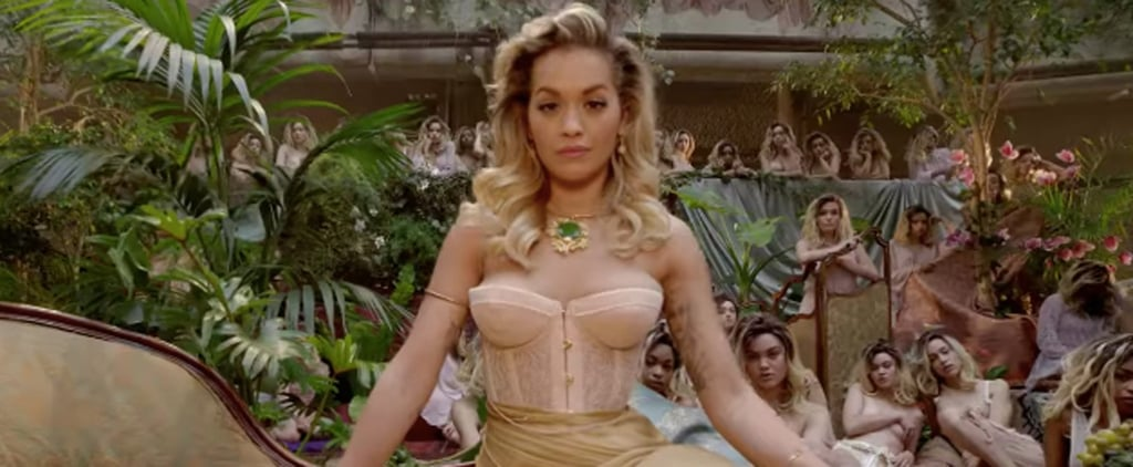 "Rita Ora's ""Girls"" Music Video"